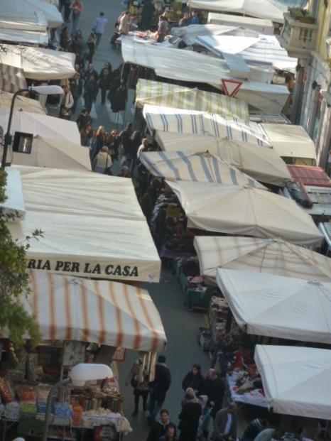 Garigliano-Minniti dall'alto